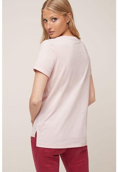 NEXT Tricou cu paiete reversibile Femei