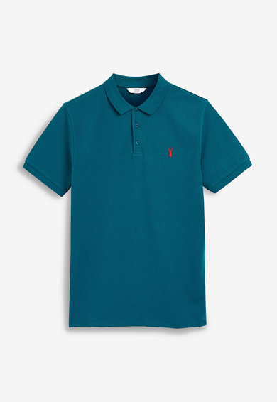 NEXT Tricou polo slim fit Barbati