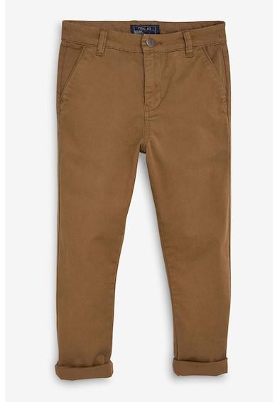 NEXT Pantaloni chino relaxed fit Baieti