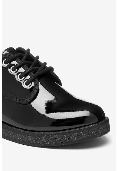 NEXT Pantofi de piele ecologica lacuita Fete