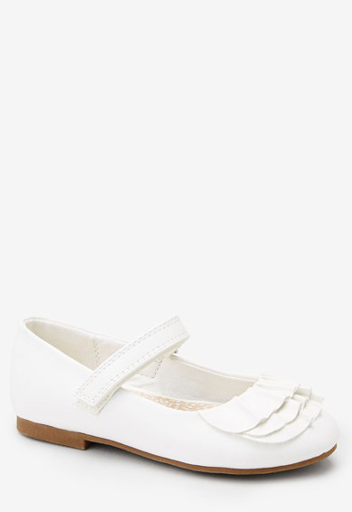 NEXT Pantofi Mary Jane cu aplicatie cu volane Fete