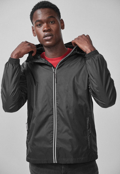 NEXT Jacheta din material usor, rezistenta la ploi usoare Barbati