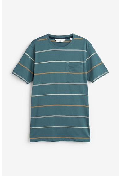 NEXT Tricou de bumbac, cu dungi Barbati