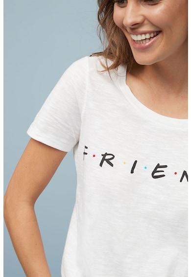NEXT Tricou cu imprimeu text Femei