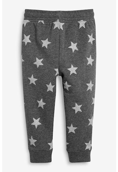 NEXT Pantaloni sport cu model cu stele Fete