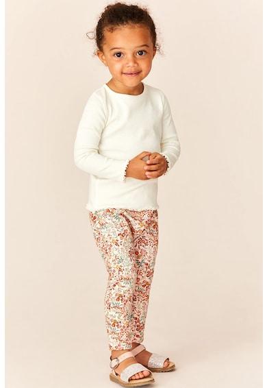 NEXT Pantaloni jogger cu imprimeu floral Fete