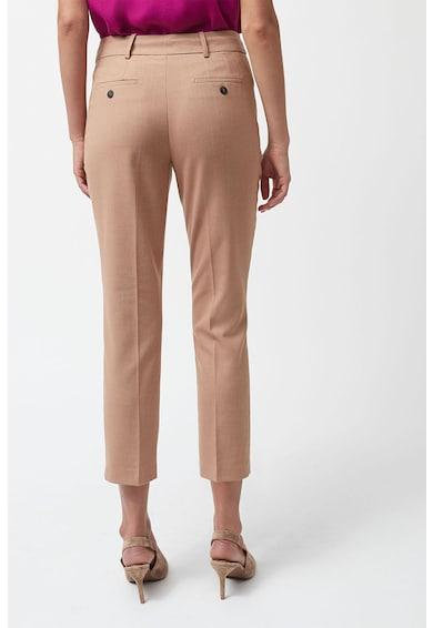 NEXT Pantaloni crop slim fit, cu buzunare Femei
