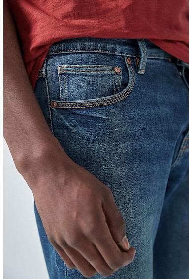 NEXT Blugi skinny din material elastic Barbati