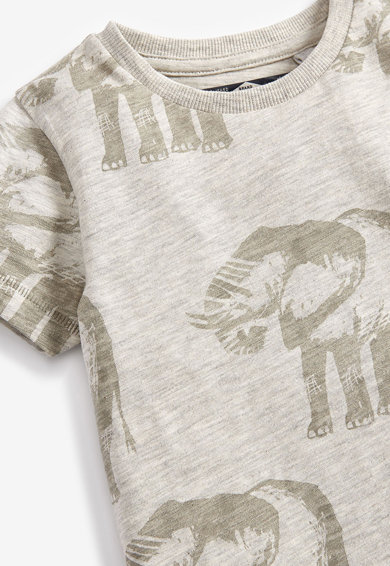 NEXT Tricou cu imprimeu cu animale Baieti