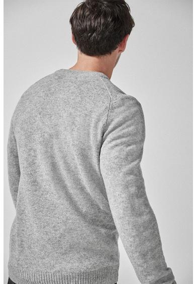 NEXT Pulover de lana cu cerb brodat Barbati
