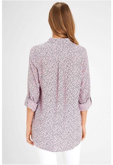 NEXT Риза с модал и асиметричен подгъв Жени