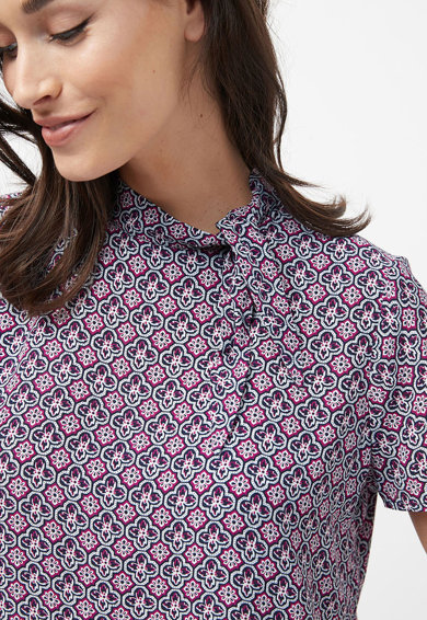 NEXT Bluza cu guler scurt Femei