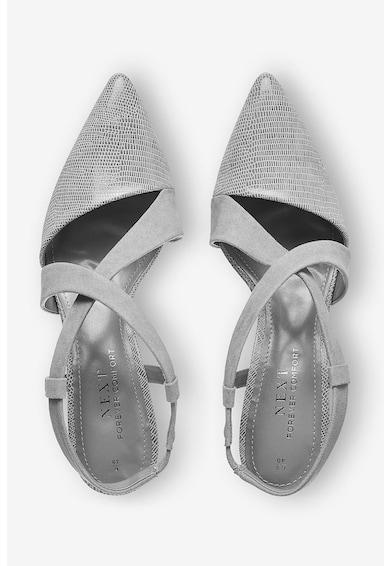 NEXT Обувки с остър връх и отворена пета Жени