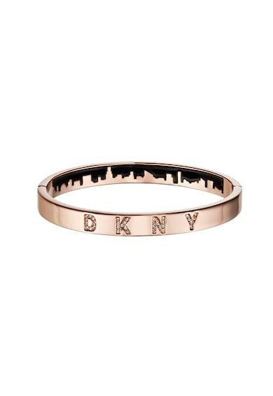DKNY Bratara cu logo Femei