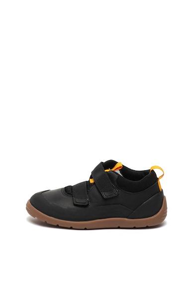Clarks Pantofi sport cu insertii de piele Fete