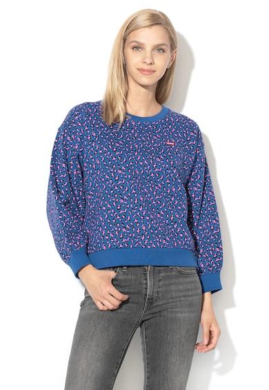 Levi's Laza fazonú állatmintás pulóver női