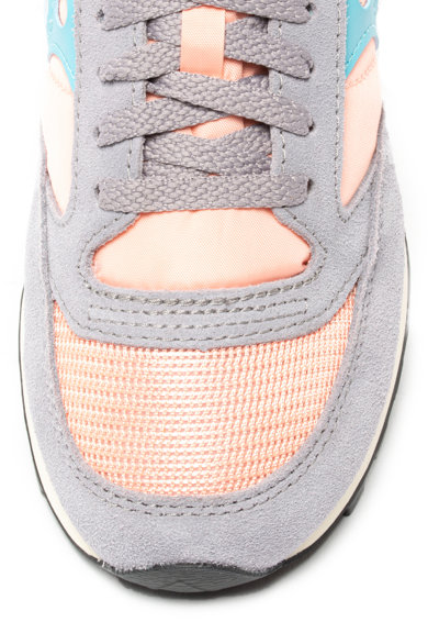 Saucony Pantofi sport cu insertii de piele intoarsa Jazz Original Femei