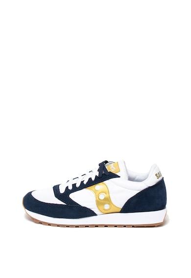 Saucony Pantofi sport cu insertii de piele intoarsa Jazz Original Barbati