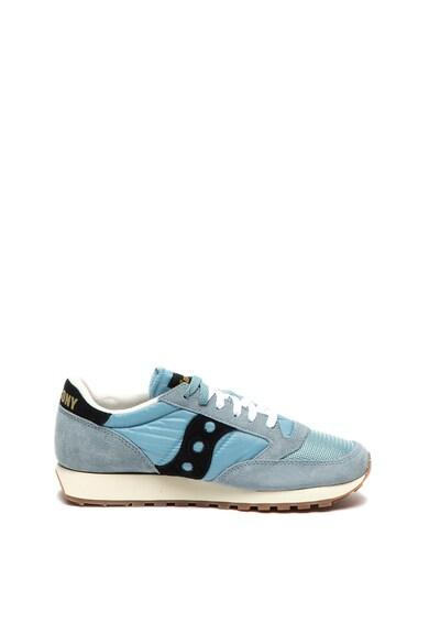 Saucony Pantofi sport cu garnituri de piele intoarsa Jazz Original Vintage Barbati