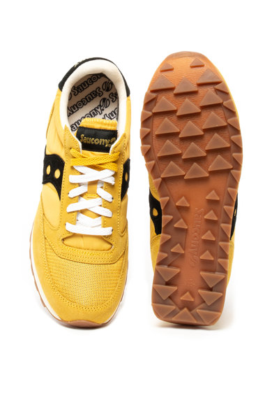 Saucony Pantofi sport cu garnituri de piele intoarsa Jazz Original Barbati