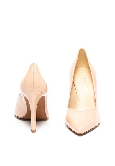 Karen Millen Pantofi de piele lacuita Ella Femei
