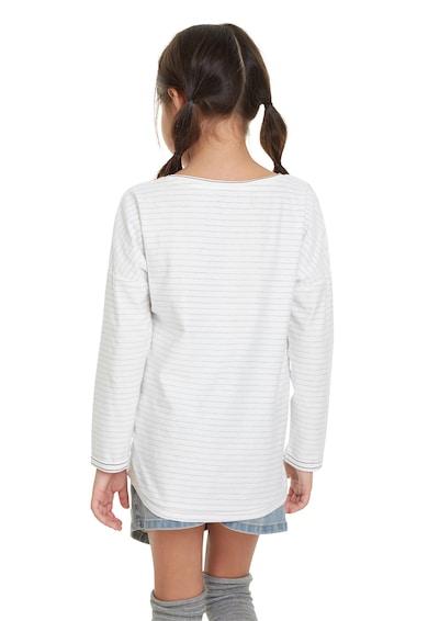 DESIGUAL Bluza cu detalii grafice Fete