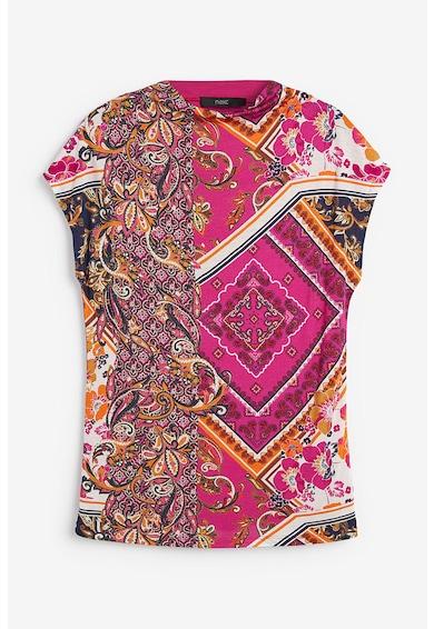 NEXT Bluza cu guler drapat si model Femei