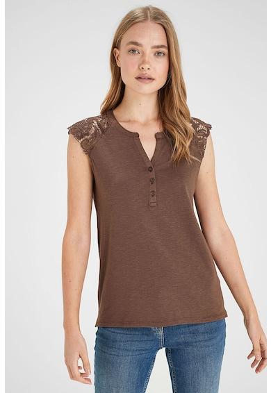 NEXT Bluza din amestec de modal, fara maneci Femei