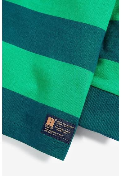 NEXT Bluza sport cu dungi si mansete cu striatii Baieti