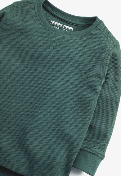 NEXT Bluza sport cu terminatie asimetrica Baieti