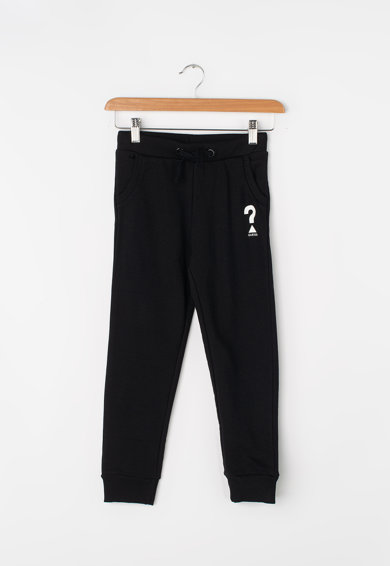 GUESS JEANS Pantaloni sport conici cu snur Baieti