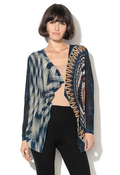 DESIGUAL Cardigan cu diverse imprimeuri Tiana Waterfall Femei