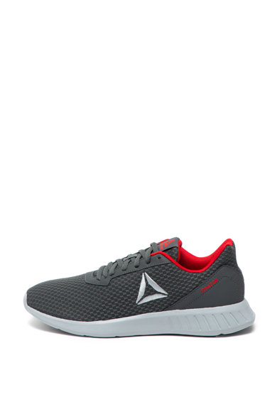 Reebok Pantofi sport din material textil cu insertii de piele ecologica Lite Barbati