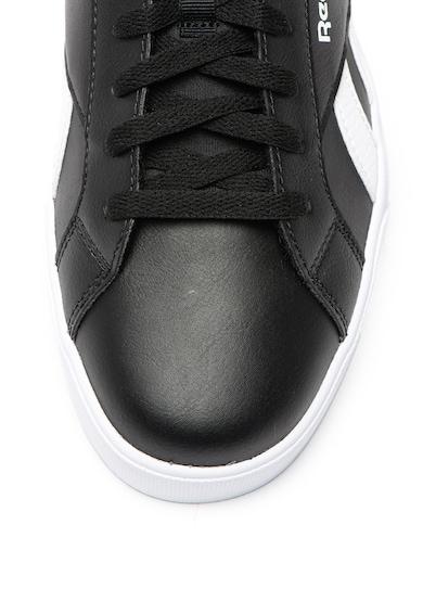 Reebok Pantofi sport de piele cu insertii de piele ecologica Royal Complete Barbati
