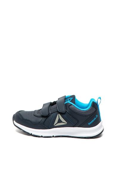 Reebok Pantofi sport cu garnituri peliculizate de piele Almotio 4.0 Fete