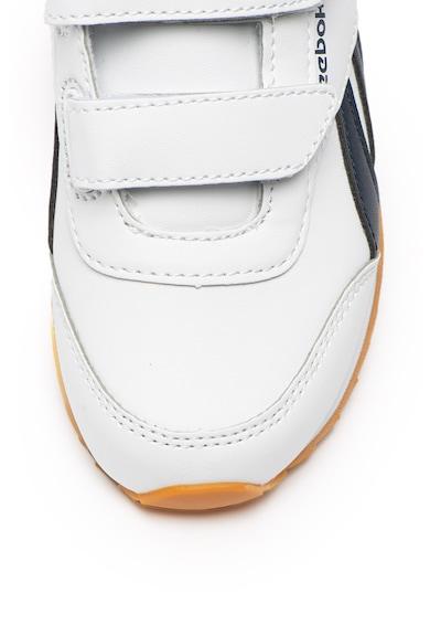 Reebok Pantofi sport de piele ecologica Royal 2 2V Fete