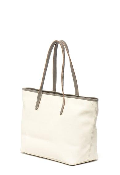 Timberland Geanta shopper cu garnituri de piele Femei