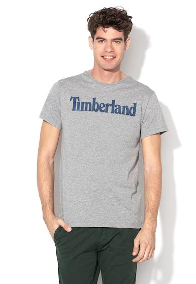 Timberland Tricou slim fit cu imprimeu logo Barbati