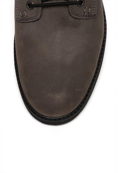 Timberland Bocanci de piele nabuc cu branturi detasabile Neal Street Barbati