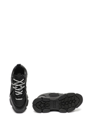 Furla Wonderfurla vastag sarkú sneaker bőr részletekkel női