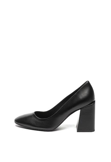 Furla Viva vastag sarkú bőrcipő női