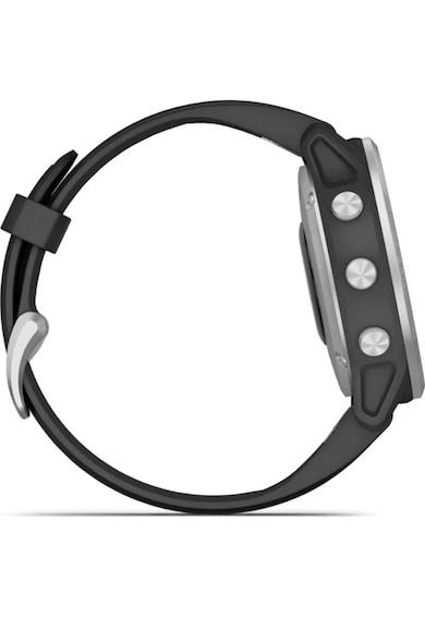 Garmin Ceas Smartwatch  Fenix 6S, 42 mm, Silver, Black Femei