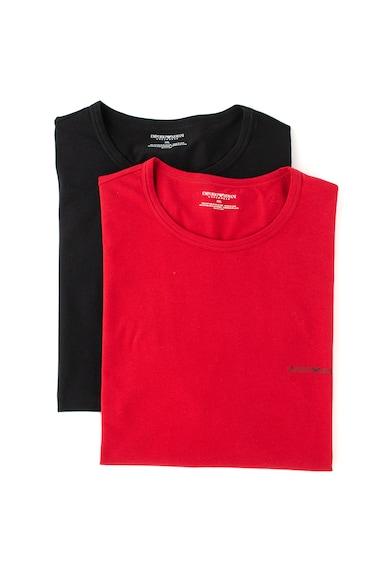 Emporio Armani Underwear Set de tricouri de casa - 2 piese Barbati