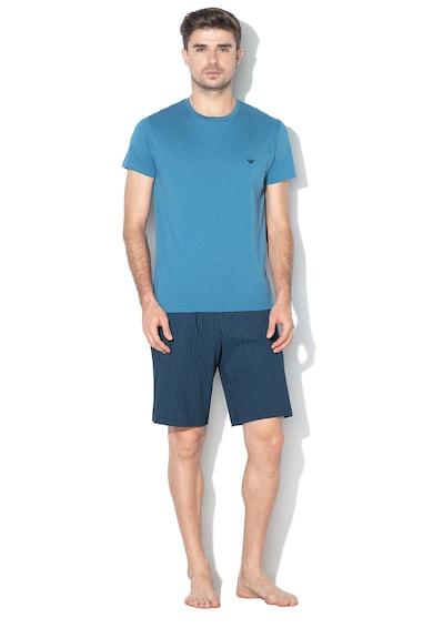 Emporio Armani Underwear Pijama cu logo Barbati