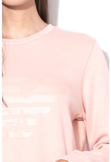Emporio Armani Underwear Rochie de casa cu imprimeu logo Femei