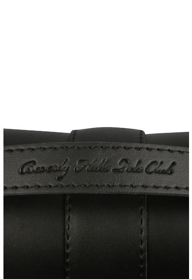 Beverly Hills Polo Club Geanta de piele saffiano ecologica cu bareta de umar Femei