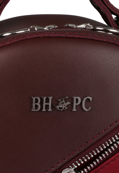 Beverly Hills Polo Club Rucsac de piele ecologica, cu detalii matlasate Femei