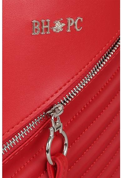 Beverly Hills Polo Club Чанта от еко кожа с капитонирани детайли Жени