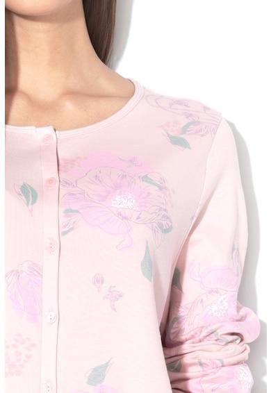 Triumph Camasa de noapte cu model floral Femei
