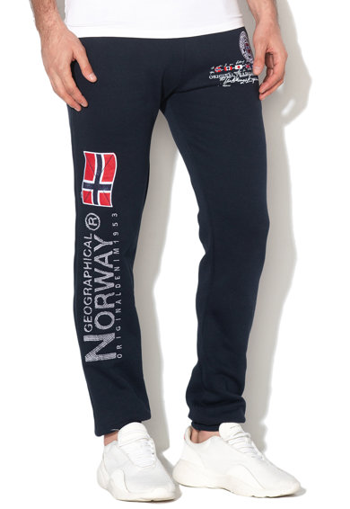 Geographical Norway Спортен панталон Magraf с лого Мъже